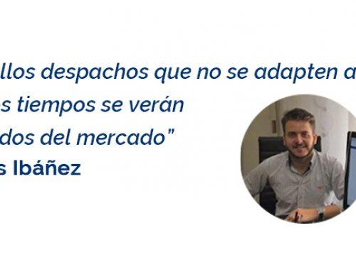 Carlos Ibáñez: 'Las herramientas de gestión y predictivas son totalmente necesarias'