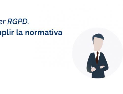 Formación. Aplicar el nuevo Reglamento de Protección de datos a tu despacho de abogados