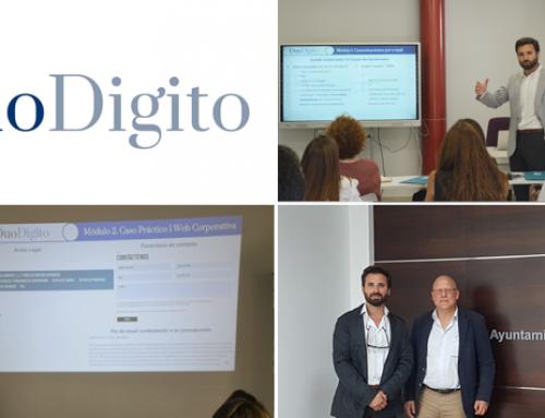 Resumen de los 3 talleres de DuoDigito para la implantación del RGPD